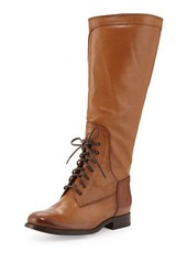 Coach Melissa Lace-Up Riding Boot