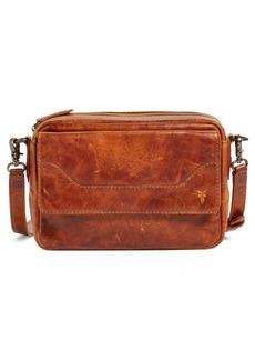 Frye 'Melissa' Leather Camera Crossbody Bag