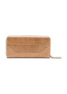 Frye Melissa Patchwork Zip Wallet