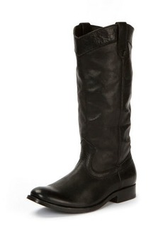 Frye Melissa Pull-On Distressed Boot