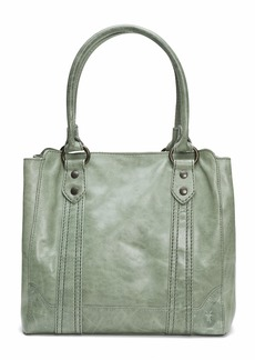 FRYE Melissa Tote Leather Handbag fern