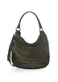 Frye Melissa Whipstitch Hobo Handbag