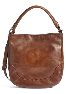 Frye Melissa Whipstitch Leather Hobo
