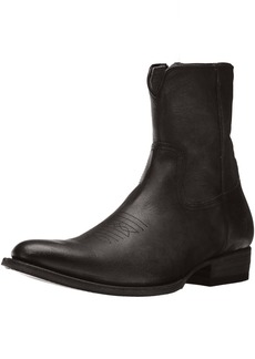 FRYE Men's Austin Inside Zip Ankle Bootie  10.5 D US