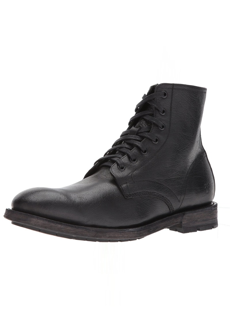 FRYE Men's Bowery Lace Up Ankle Bootie   M