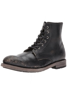FRYE Men's Bowery Lace Up Combat Boot   M