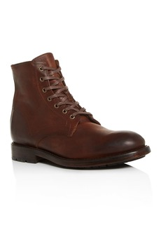 Frye Men's Bowery Leather Hiking Boots