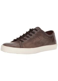 FRYE Men's Brett Perf Log Low Tennis Shoe  7 Medium US
