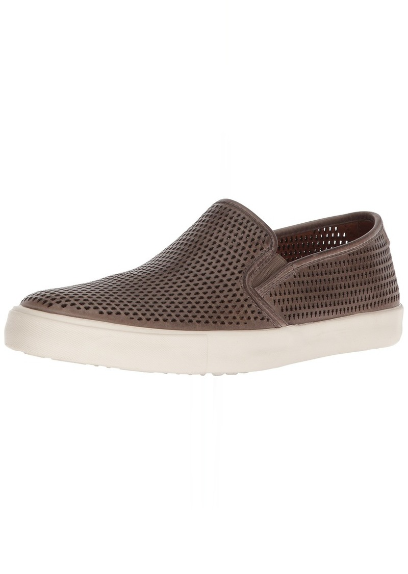FRYE Men's Brett Perf Slip On Sneaker  M D US