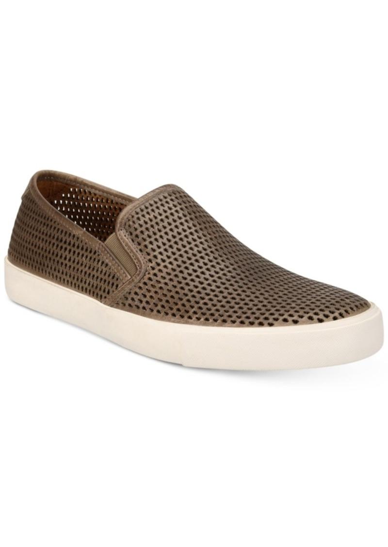 Men's Brett Perforated Slip-On Sneakers