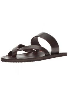 FRYE Men's Cape Strap Toe Ring Sandal   D US