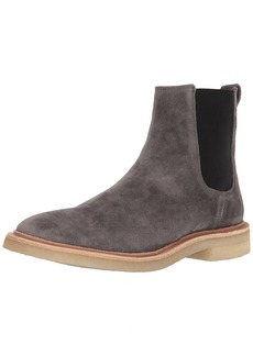 FRYE Men's Chris Crepe Chelsea Boot   Medium US