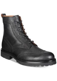 Frye Men's Earl Wingtip Boots Created for Macy's Men's Shoes