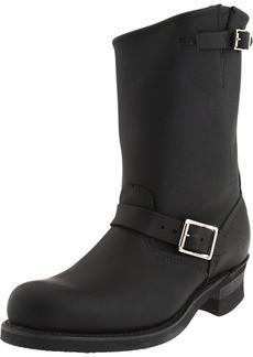 FRYE Men's Engineer 12R Boot Black