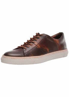FRYE Men's Essex Low Sneaker CAMO  M
