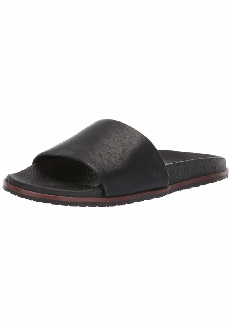 FRYE Men's Ethan Slide Sandal  12 M M US