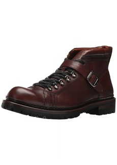 FRYE Men's George Norwegian Hiker Ankle Bootie  11 D US