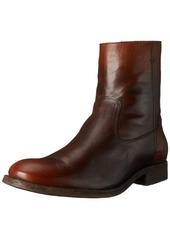 FRYE Men's Jacob Back Zip Boot   D US
