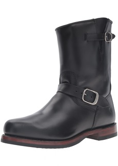 Frye Men's John Addison Engineer Boot   D US