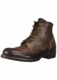 FRYE Men's Logan Cap Toe Fashion Boot   M Medium US