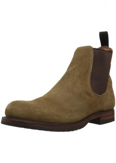 FRYE Men's Logan Chelsea Ankle Bootie  8.5 D US