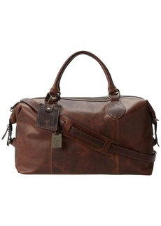 FRYE Men's Logan Overnight Duffle Bag