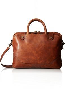 FRYE Men's Logan Slim Zip Briefcase  ONE Size