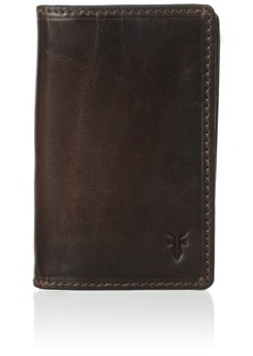 FRYE Men's Logan Small Antique Pull Up Wallet