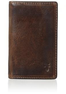 FRYE Men's Logan Small Antique Pull Up Wallet