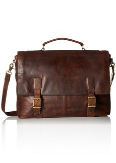 Frye Men's Logan Top Handle Messenger Bag