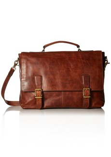 FRYE Men's Logan Top Handle Messenger Bag  Standard