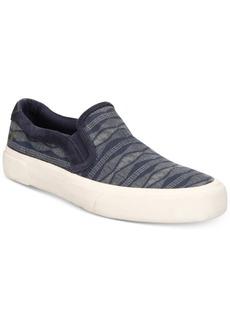 Frye Men's Ludlow Canvas Printed Slip-On Sneakers Men's Shoes