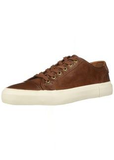 FRYE Men's Ludlow Cap Lowlace Sneaker   Medium US
