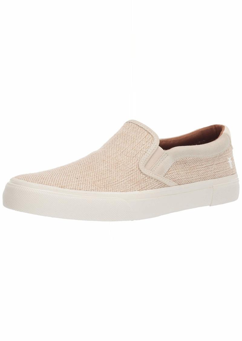 FRYE Men's Ludlow Slip ON Sneaker  M
