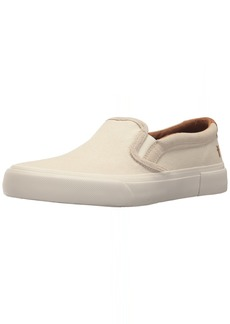 FRYE Men's Ludlow Slip ON Sneaker Off   M
