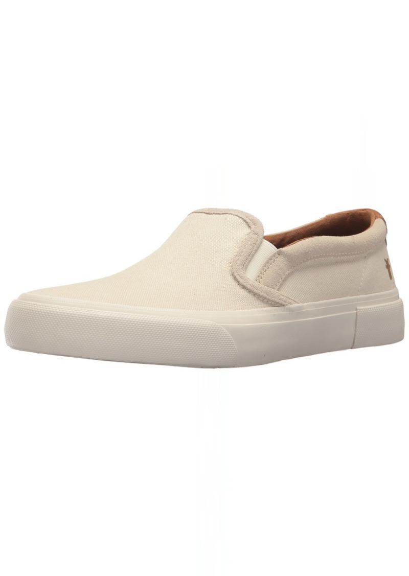 FRYE Men's Ludlow Slip ON Sneaker Off   M