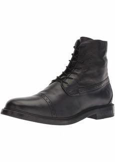 FRYE Men's Murray LACE UP Fashion Boot black  M M US