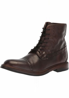 FRYE Men's Murray LACE UP Fashion Boot brown  M M US