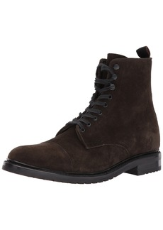 FRYE Men's Officer Lace Up Combat Boot  9.5 D US