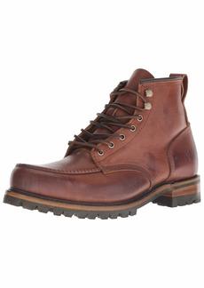 FRYE Men's Penn Lug MOC Workboot Fashion Boot  8.5 M Medium US