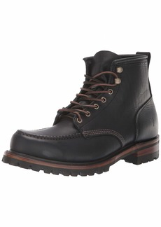FRYE Men's Penn Lug MOC Workboot Fashion Boot   M Medium US