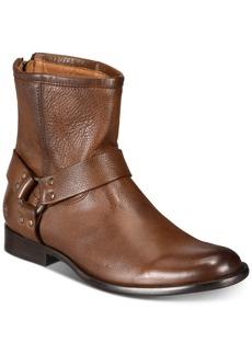 Frye Men's Phillip Harness Boots Men's Shoes