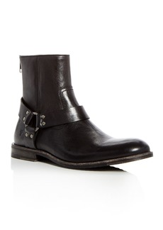 Frye Men's Sam Leather Harness Boots
