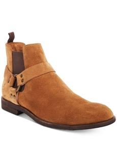 Frye Men's Scott Chelsea Harness Boots Created for Macy's Men's Shoes