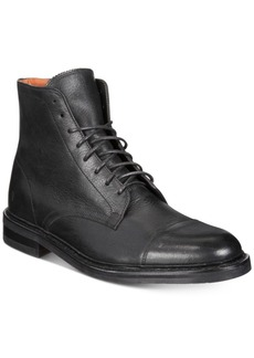 Frye Men's Seth Cap-Toe Lace-Up Boots Created for Macy's Men's Shoes