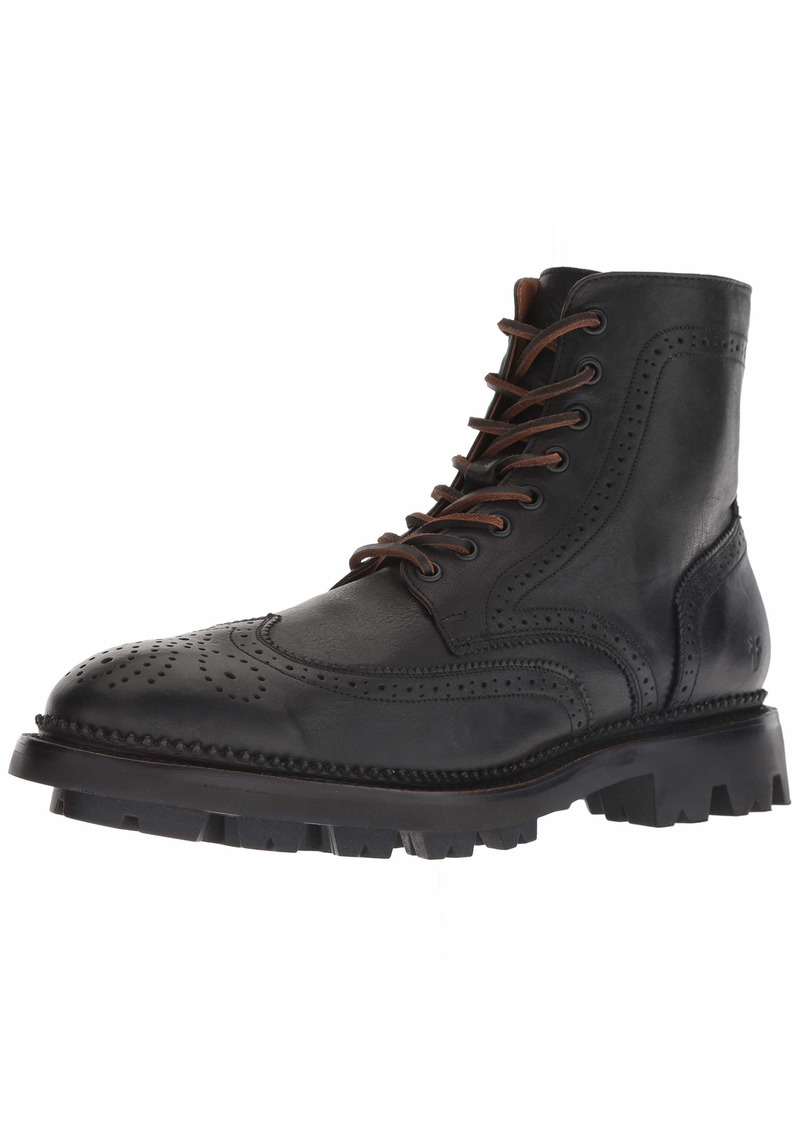 FRYE Men's Tanker LACE UP Fashion Boot   M M US