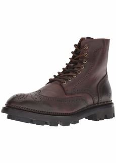 FRYE Men's Tanker LACE UP Fashion Boot   M M US