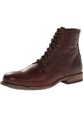 FRYE Men's Tyler Lace-Up Boot Dark Brown