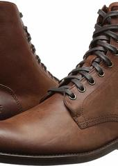 FRYE Men's Will Lace Up Combat Boot   D US