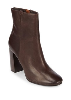 Frye Mina Leather Booties